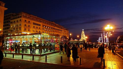 Historic Center, Thessaloniki