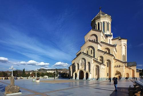 Holy Trinity Cathedral of Tbilisi