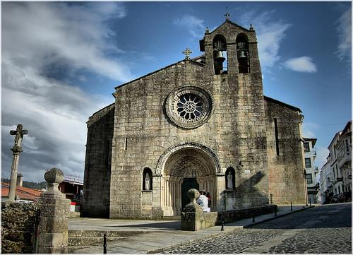 St. Maria del Azogue Church, Betanzos