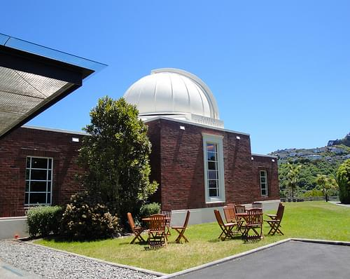 Space Place at Carter Observatory, Wellington