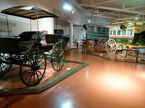 Cobb and Co Museum, Toowoomba