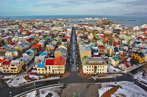 the Reykjavík money shot