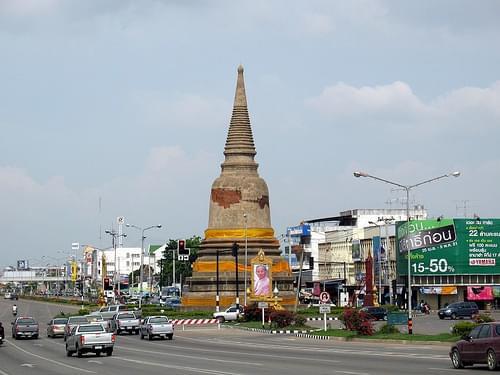 Ayuthaya City