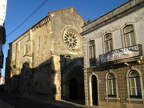 Church of Sao Joao de Alporao - Archaeological Museum, Santarem