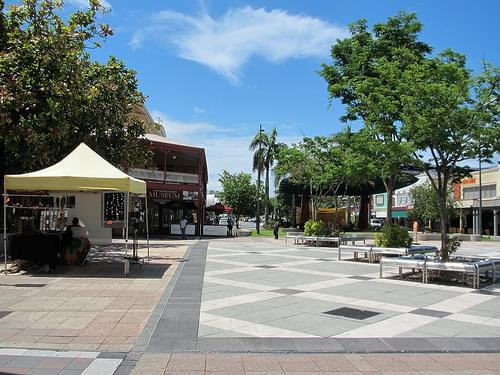 City Center, Cairns