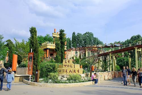 Le Vol d'Icare - Parc Astérix
