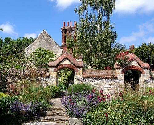 Southover Grange Gardens - Lewes, East Sussex