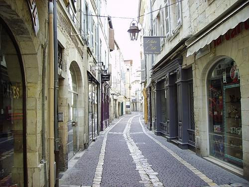 Rue Limogeanne, Perigueux