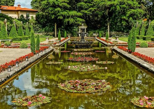 Compton Acres Water Garden