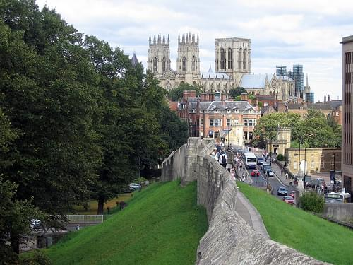 City Walls, York