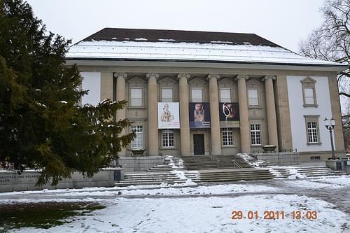St. Gallen - Museum