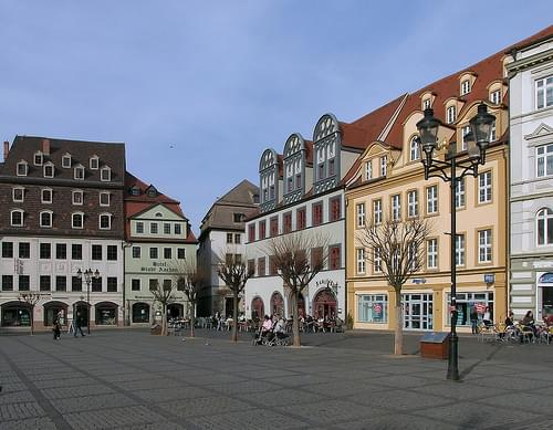 Historic Center, Naumburg
