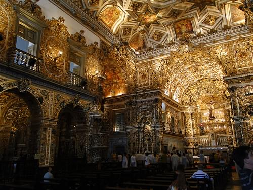 Church of Sao Francisco, Porto