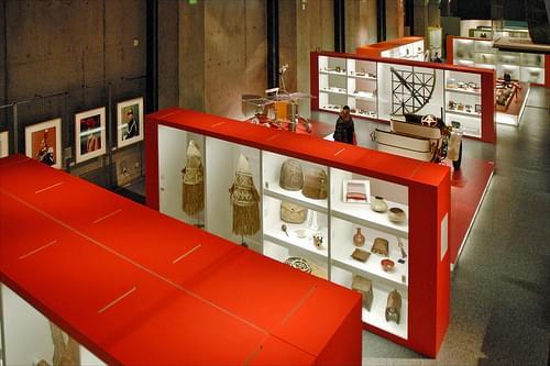 Le Musée des Confluences dévoile ses réserves (Lyon)