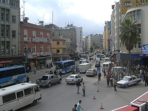 Old Town Adana