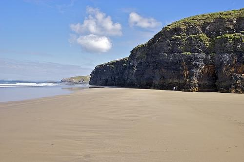 Ladies Beach, Ballybunion