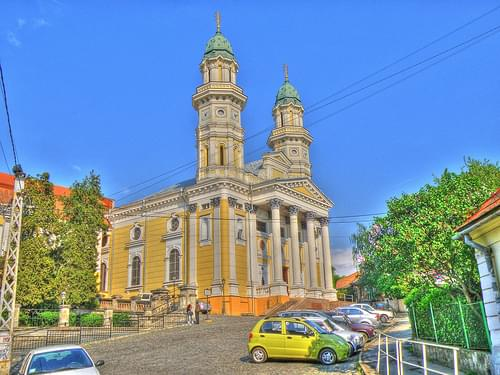 Greek Catholic Cathedral