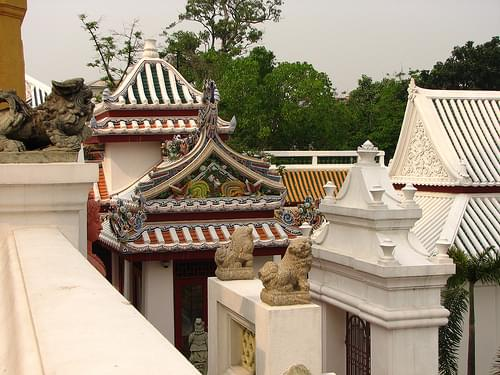 ceramics and roofs