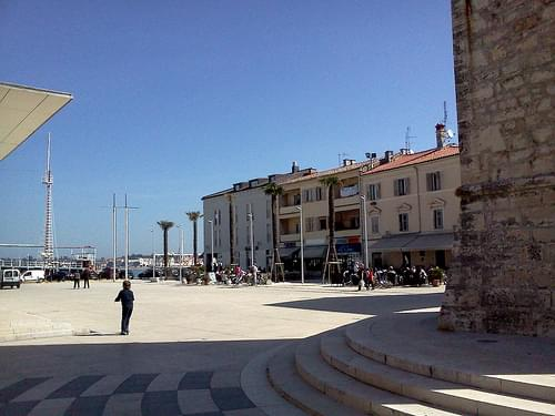 City Center, Umag