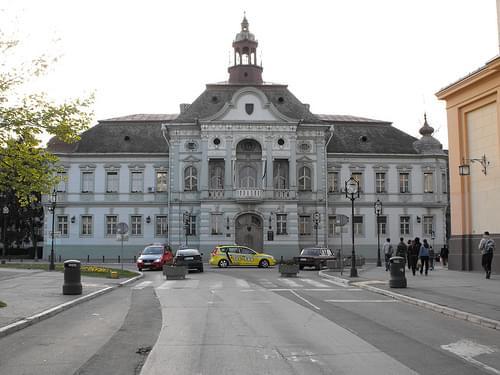 Zrenjanin - Town hall