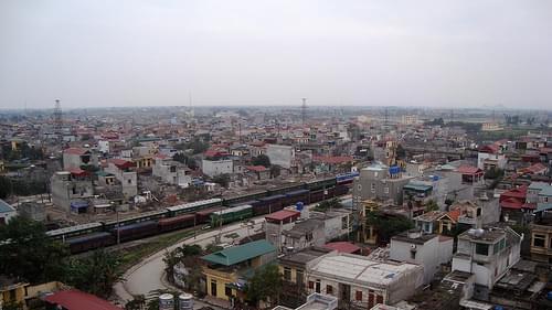 Ninh Bình Cityscape