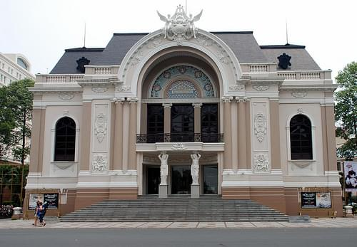 Opera House, Ho Chi Minh City