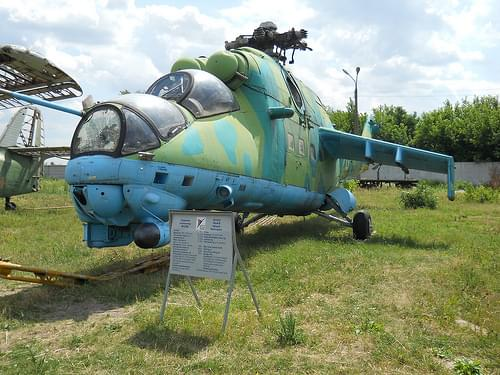 Ukraine State Aviation Museum, Kiev