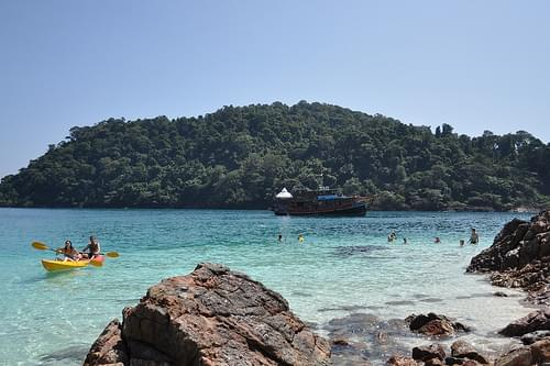 Khlong Phrao Beach, Ko Chang