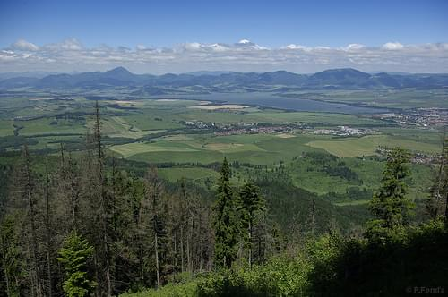 Slovakia, Nízke Tatry Mts.