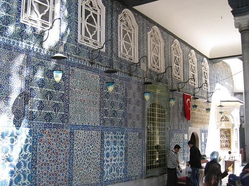 Tombeau d'Eyüp Sultan