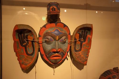 Northwest Native mask