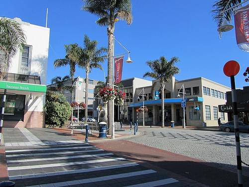 Historic Center, Tauranga