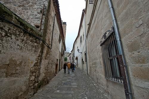 Old Town, Trujillo