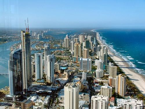 SkyPoint Observation Deck and Climb, Surfers Paradise