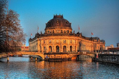 Berlin - Bode Museum 02