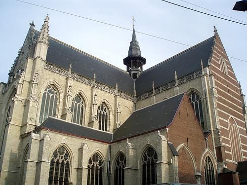 Aalst church