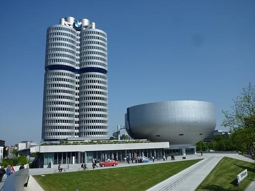 BMW museum, Munich