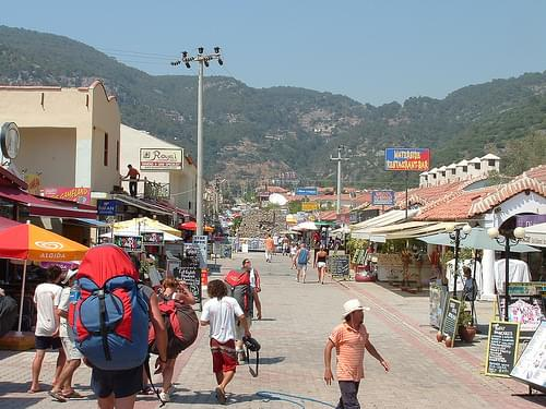 Town Center, Oludeniz