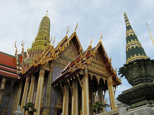 Wat Phra Kaeo 9, Bangkok