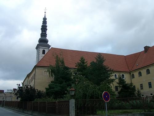 Slovakia holiday -Trnava - 2008-08