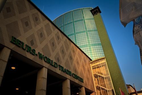 #29/365 - Beurs World Trade Center Rotterdam, The Netherlands