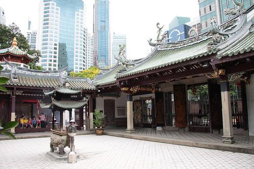 Thian Hock Keng Temple, Singapore, 2011