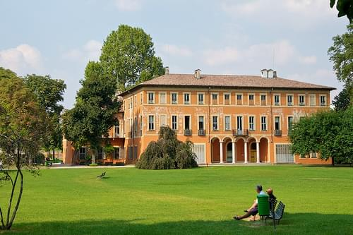 Villa Litta Modignani, Milan