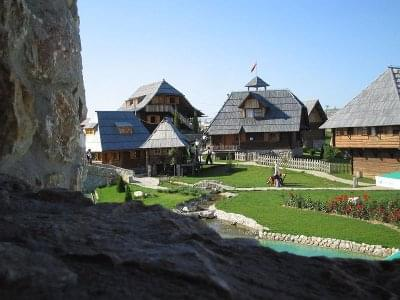 Ethno village Stanisic