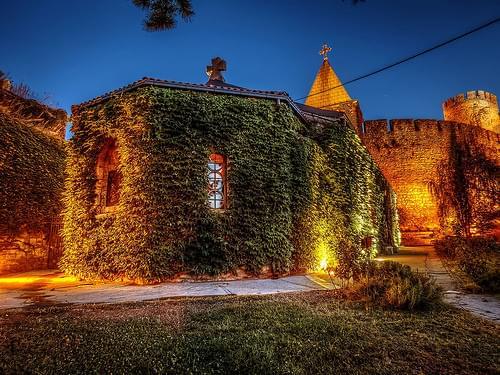 Ružica Church/Crkva Ružica