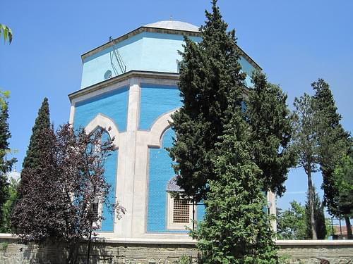 Green Tomb, Bursa