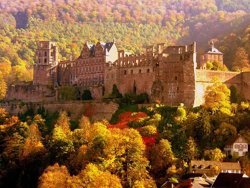 Heidelberg, the romantic city