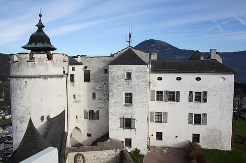 Festung Hohensalzburg / Salzburg Castle / Замъкът в Залцбург