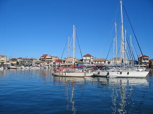 Lefkas - Lefkada, Greece -- Λευκάδα, Ελλάδα