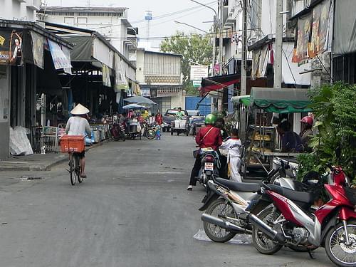 Street in Phitsanulok